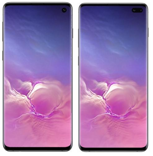 Анонсы: Официально представлены смартфоны Samsung Galaxy S10 / S10+