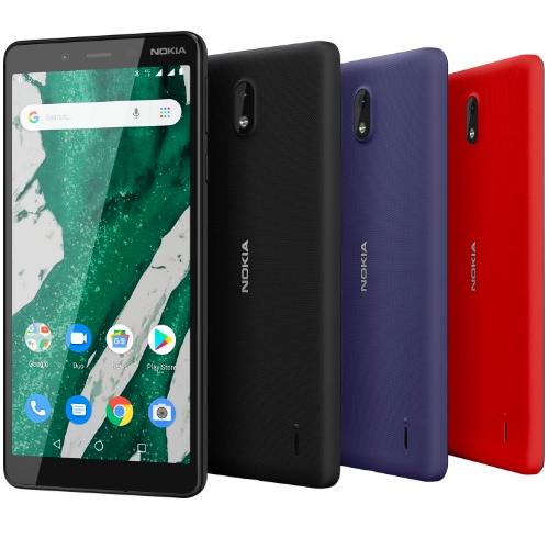 MWC 2019: Nokia 1 Plus — обновление для бюджетного сегмента