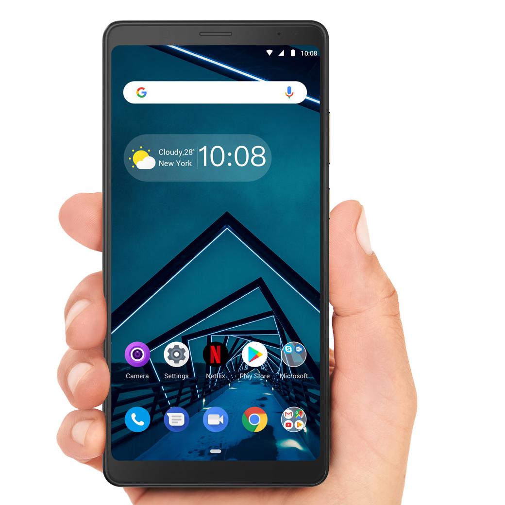9b327ee892c34 MWC 2019: Lenovo Tab V7 – недорогой смартфон с большим экраном