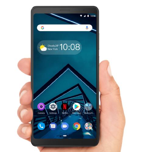MWC 2019: Lenovo Tab V7 – недорогой смартфон с большим экраном