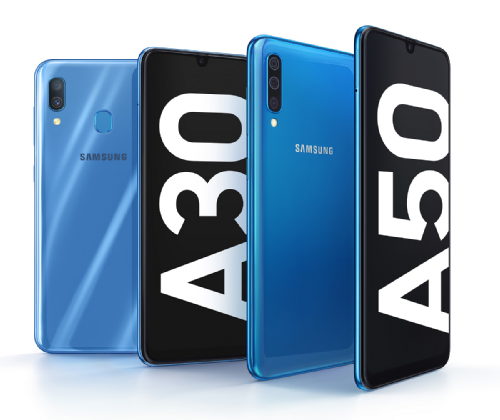 MWC 2019: Samsung Galaxy A30 и Galaxy A50 представлены официально