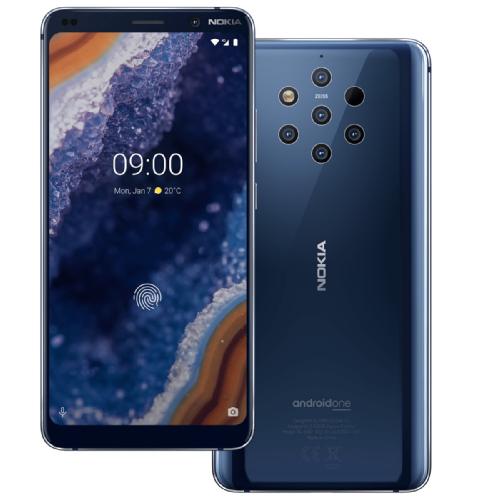 MWC 2019: Nokia 9 PureView – новый фотофлагман c пента-камерой