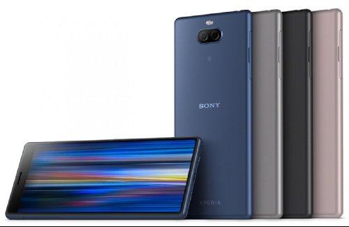 MWC 2019: Представлены Sony Xperia 10, Xperia 10 Plus и Xperia L3