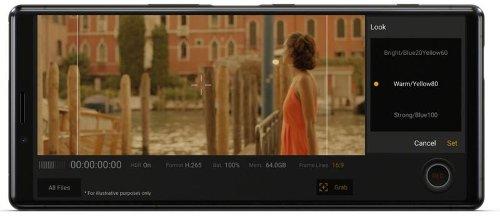 MWC 2019: Sony Xperia 1 – первый в мире смартфон с 4К OLED-экраном