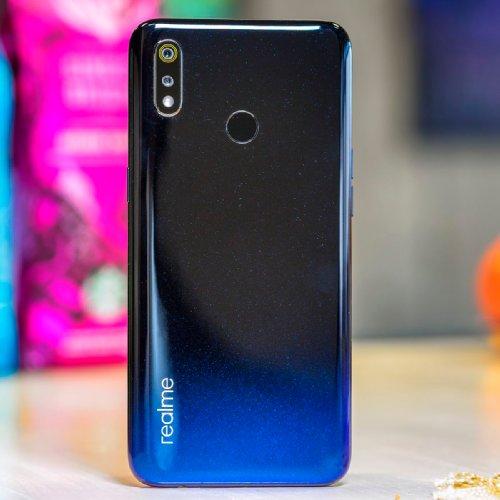 Анонсы: Realme получил Helio P70 и емкий аккумулятор