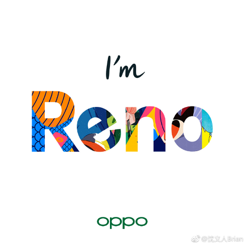 Анонсы: Oppo тизерит суббренд (линейку) смартфонов Reno