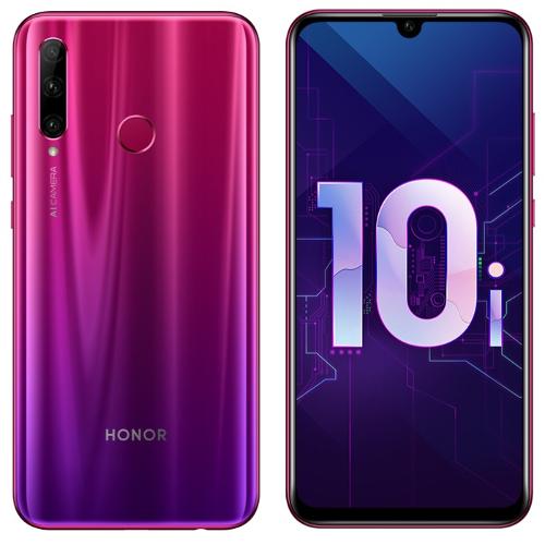 Анонсы: Honor 10i появился на российском рынке