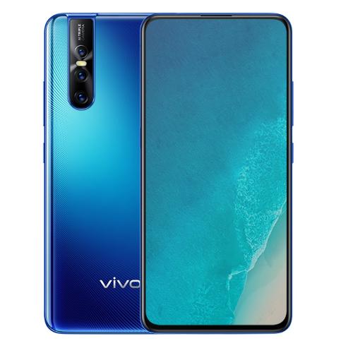 Анонсы: Vivo V15 и V15  Pro появились в России