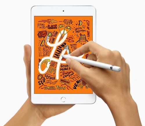Анонсы: Обновлены Apple iPad mini и iPad Air