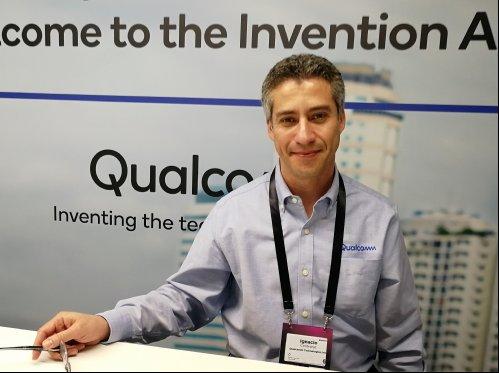 Ignacio Contreras, директор по маркетингу продуктов, Qualcomm Technologies