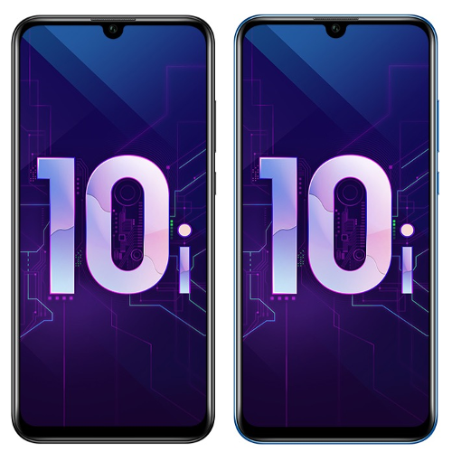 Анонсы: Представлен Honor 10i, смартфон с упором на фотовозможности