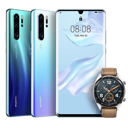 Анонсы: Объявлены российские цены Huawei P30, P30 Pro и P30 Lite