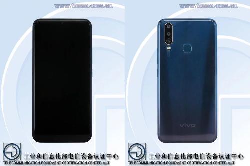 Слухи:В середине апреля будет представлен Vivo Y5 с АКБ 5000 мАч и тройной камерой