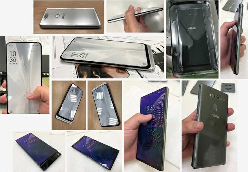 Слухи: ASUS выпустит смартфон-слайдер с поддержкой 5G