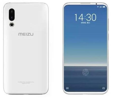 Слухи: Российская цена Meizu 16s может составить 33 990 рублей
