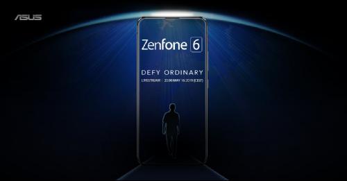 Слухи: Asus Zenfone 6 получит выдвижную фронтальную камеру