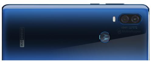 Слухи: Пресс-фото Motorola One Vision подтвердили 48 Мп камеру