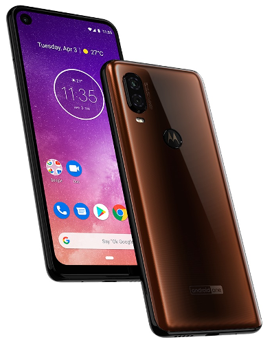 Анонсы: Motorola One Vision c 48 Мп камерой представлен официально