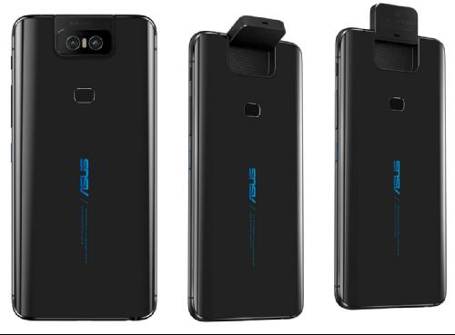 Анонсы: ASUS Zenfone 6 получил откидную камеру