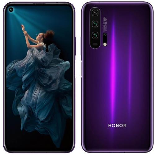 Анонсы:  Honor 20 и Honor 20 Pro представлены официально