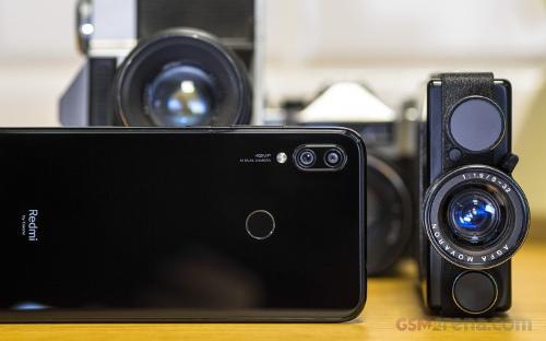 Анонсы: Официально представлен Redmi Note 7S с 48 Мп камерой