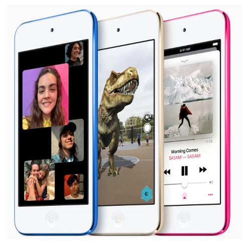 Анонсы: Представлен iPod touch 2019