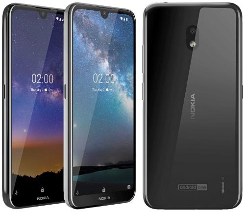 Анонсы: Nokia 2.2 получил сменные крышки Xpress-On