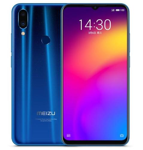 Анонсы: Meizu 16s и Meizu Note 9 появятся в России этим летом