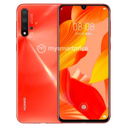 Слухи: Опубликованы рендеры Huawei Nova 5 Pro