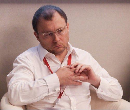 Сергей Эмдин, гендиректор Tele2