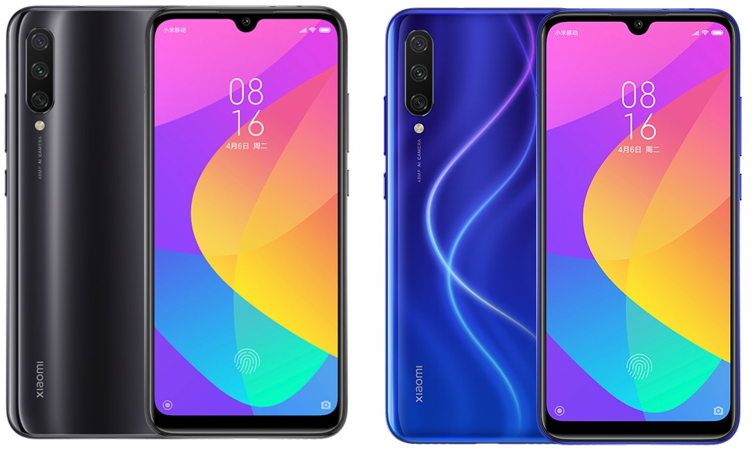 Xiaomi представила молодежную линейку телефонов CC9