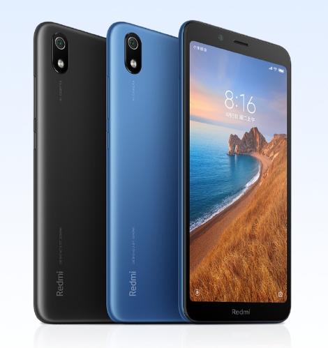 Анонсы: В России начались продажи смартфона Redmi 7A