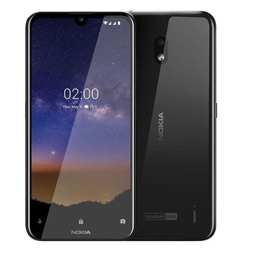 Анонсы: Nokia 2.2 появился в России за 6 990 рублей