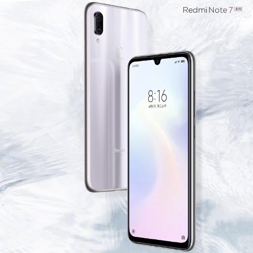 Анонсы:  Redmi Note 7 появится в белом цвете