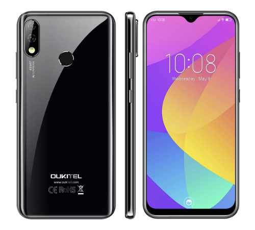 Анонсы: Oukitel Y4800 представлен официально