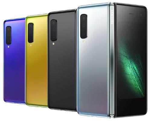 Анонсы: Релиз Samsung Galaxy Fold состоится в сентябре