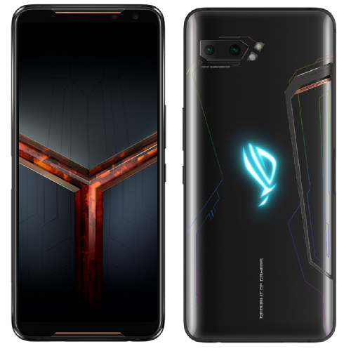 Анонсы: ASUS ROG Phone II получил Snapdragon 855+