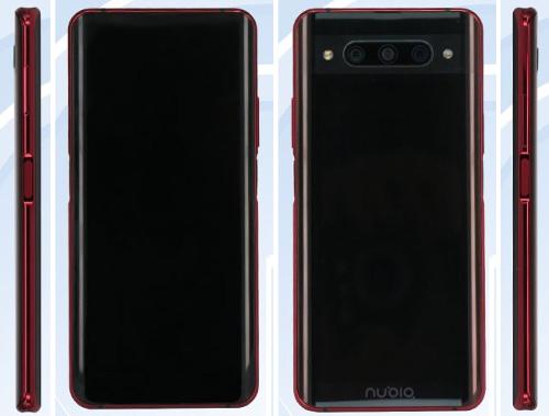 Слухи: Nubia Z20 отметился в TENAA