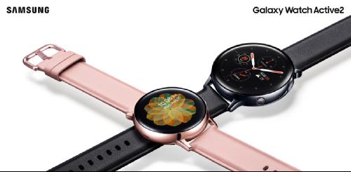 Анонсы: Samsung Galaxy Watch Active 2 представлены официально