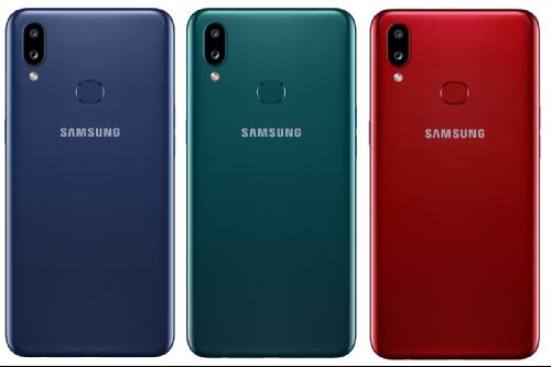 Анонсы: Samsung Galaxy A10s представлен официально
