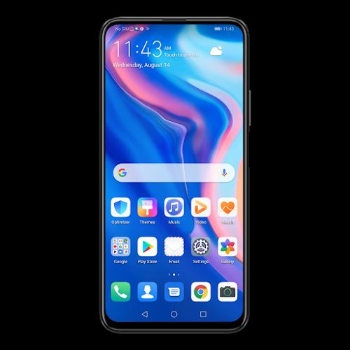 Слухи: Huawei Y9s получит выдвижную камеру