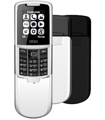 Анонсы: Inoi 288S – металлический слайдер с узнаваемым дизайном
