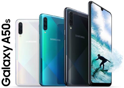 Анонсы: Samsung  Galaxy A50s оснастили 48 Мп камерой
