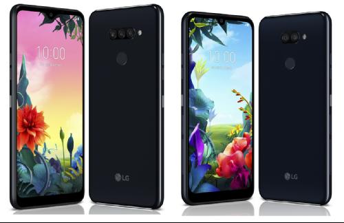 Анонсы: На IFA 2019 LG покажет K40S и K50S