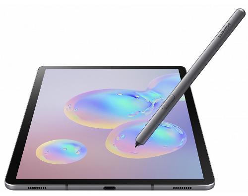 Анонсы: Объявлена российская цена Samsung Galaxy Tab S6