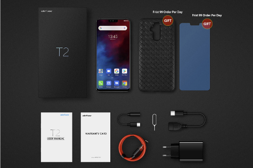 Анонсы: Ulefone T2 оценен в $300