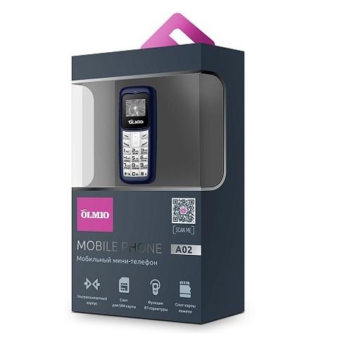 Анонсы: Olmio A02 – мини-телефон в формате гарнитуры