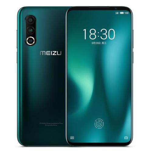 Анонсы: Meizu 16s Pro оснащен Sony IMX586 и Snapdragon 855+