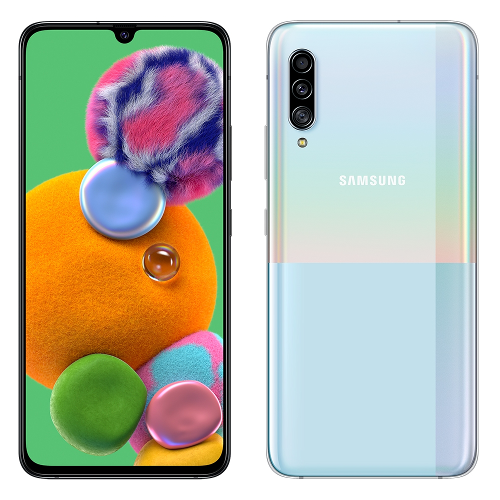 Анонсы: Samsung Galaxy A90 5G представлен официально