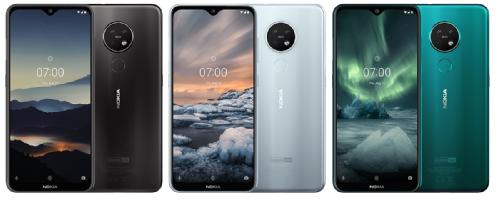 IFA 2019: Официально представлены Nokia 6.2 и Nokia 7.2